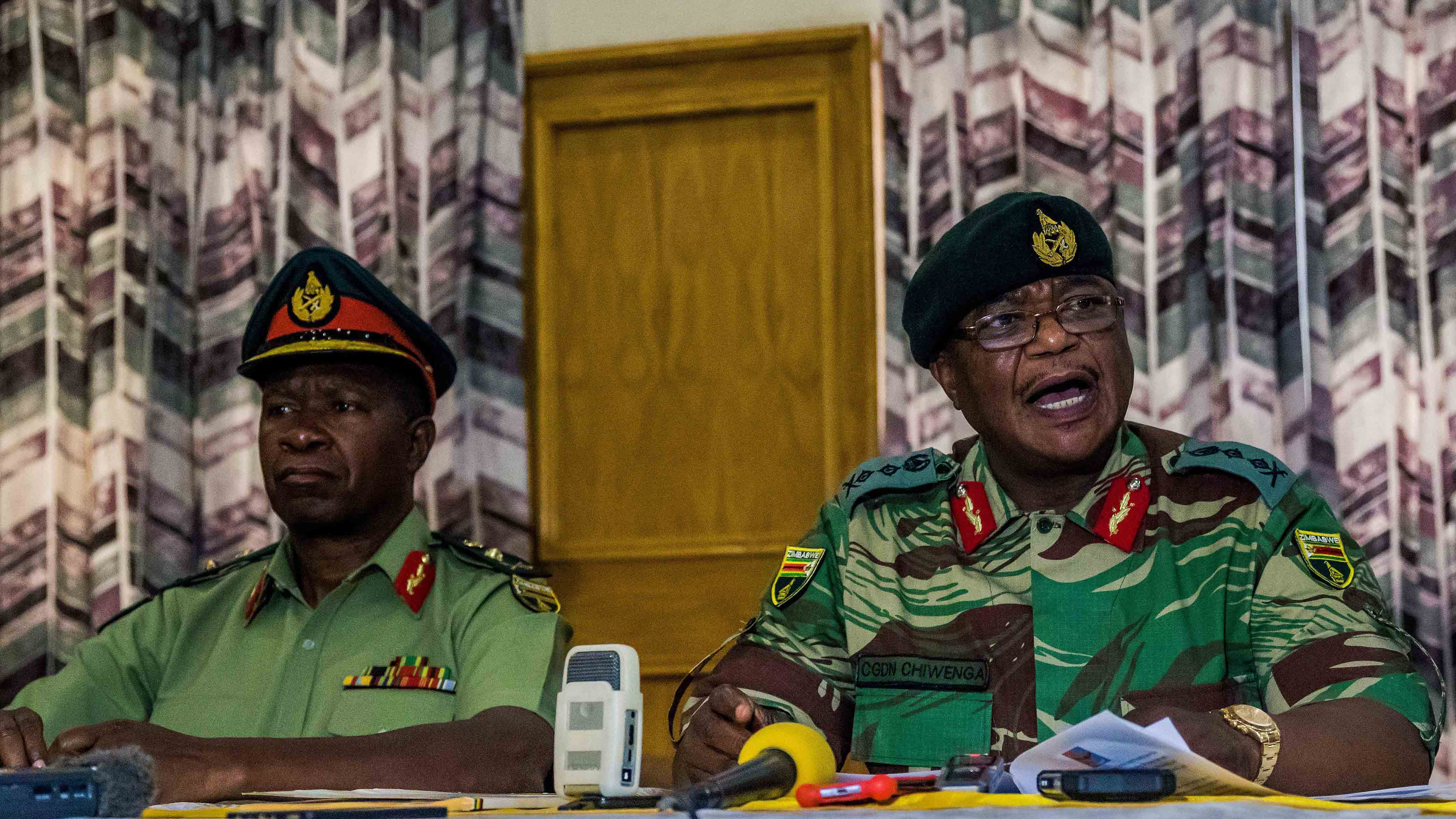 The biggest beneficiaries of Zimbabwe coup