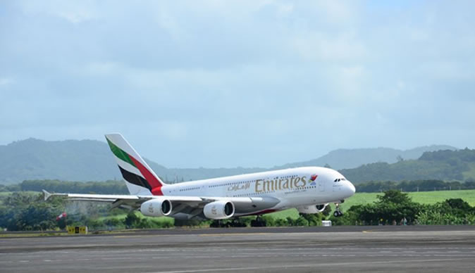 Emirates takes customer service to a higher level in Zimbabwe