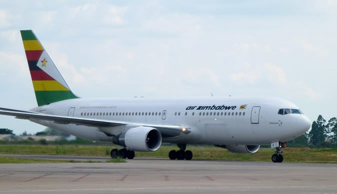 Air Zimbabwe, Mack Air in flights deal