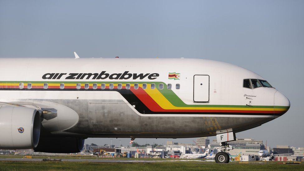 Air Zimbabwe needs $12m to stay afloat
