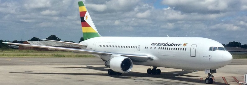 Air Zimbabwe resumes S.Africa flight after settling debt