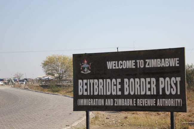 Facelift and toll road for Beitbridge border post
