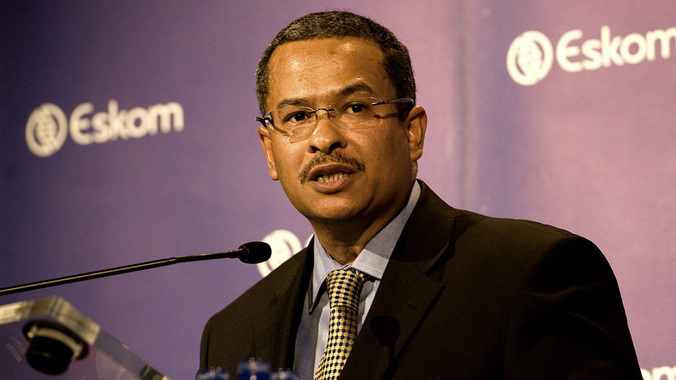 Eskom boss Brian Dames quits