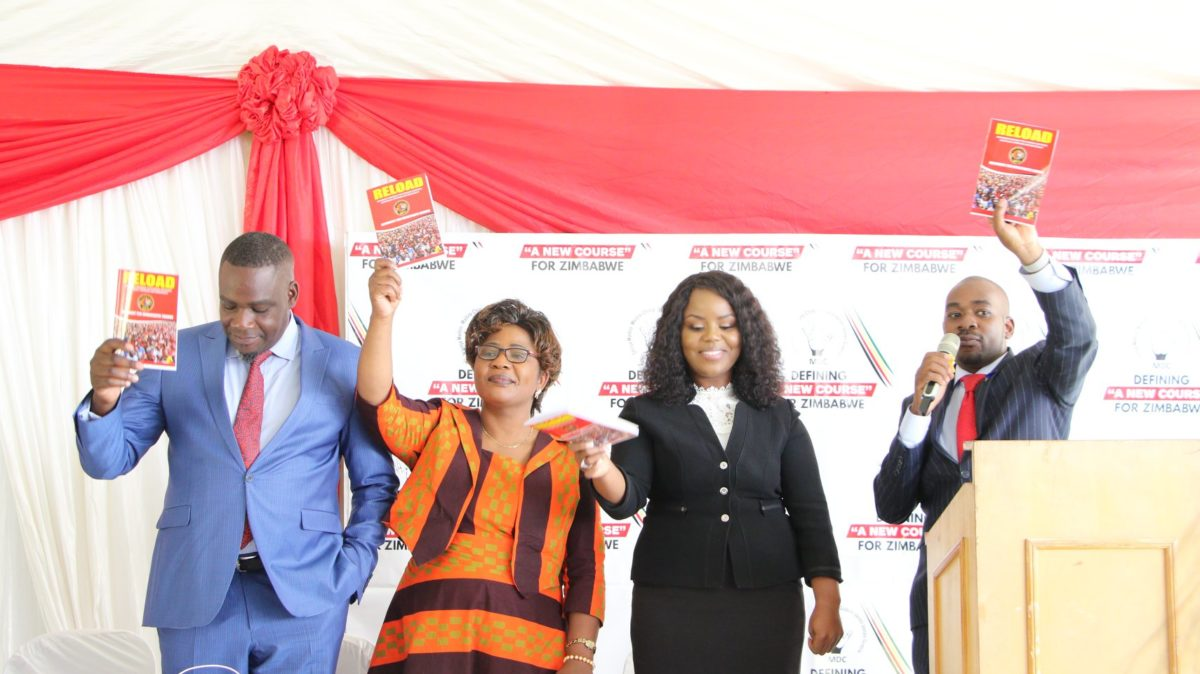 MDC demands diaspora vote, biometric voting