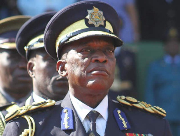 'Chihuri seized diamonds worth millions of dollars'