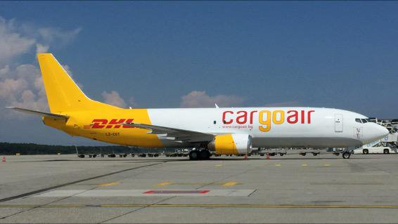 DHL Aviation upgrades Harare service to a Boeing 737-400 freight