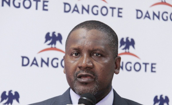 Dangote eyes Zimbabwe's agric sector