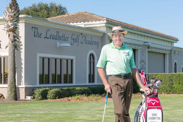 PGA of America honours Zim's Leadbetter