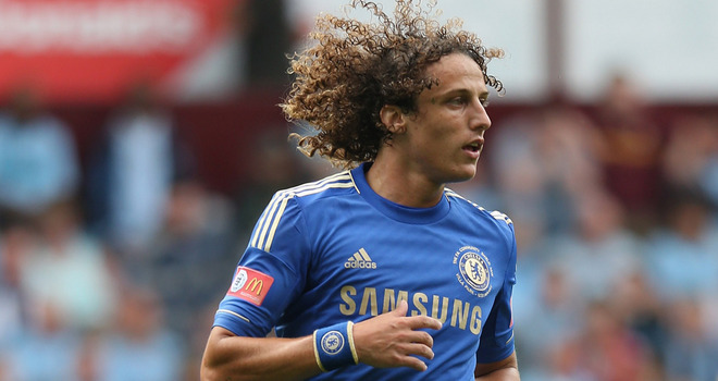 Barcelona bid for Chelsea's Luiz