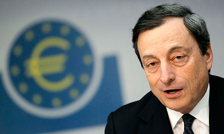 ECB cuts eurozone growth forecasts