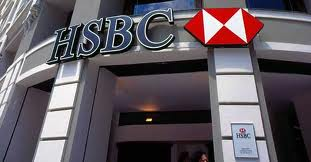 HSBC falls after earnings as Gulliver says markets slow