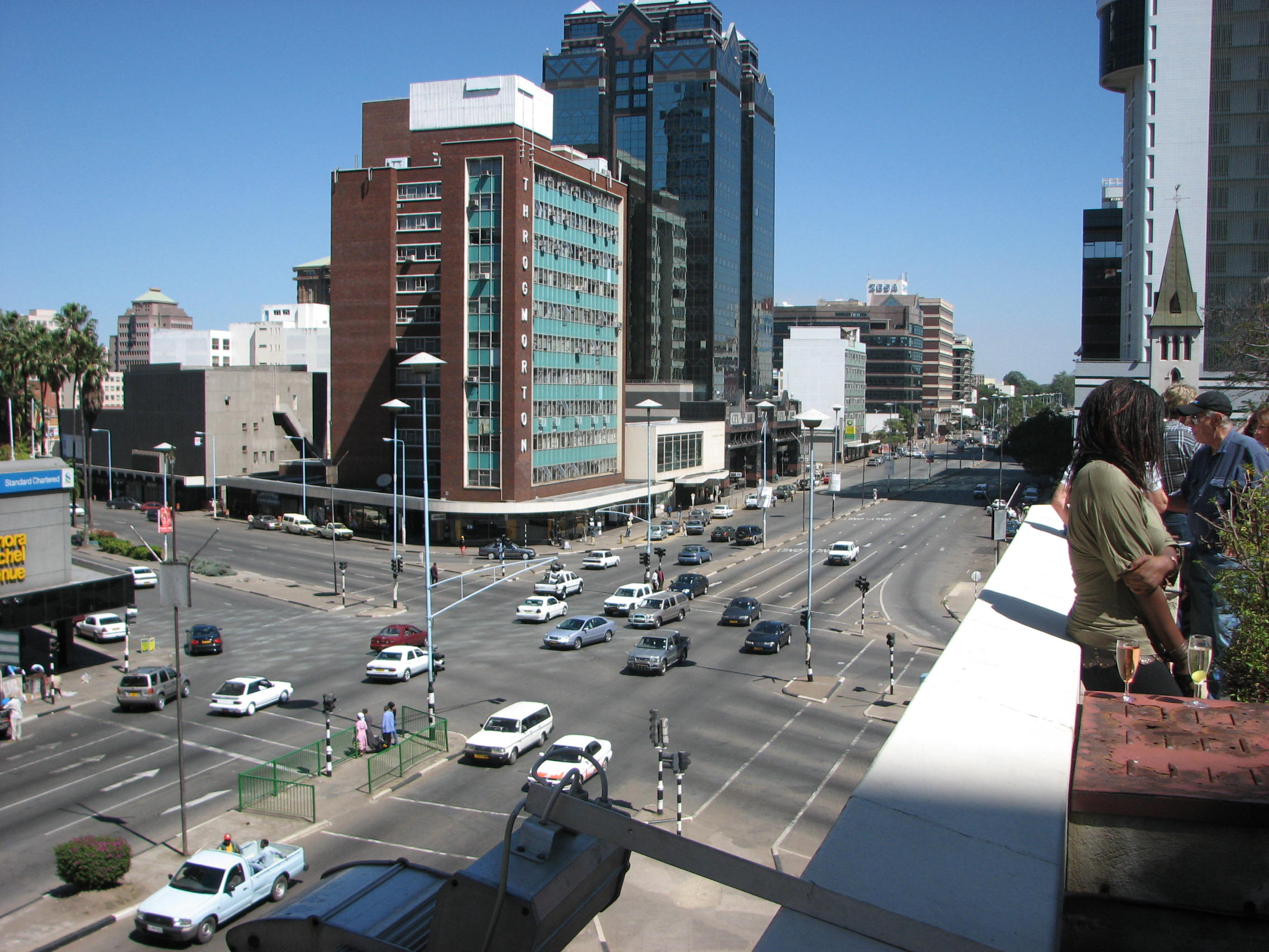 Harare to spend big on infrastructure projects