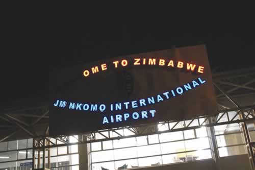 Power cut claims at JM Nkomo airport dismissed