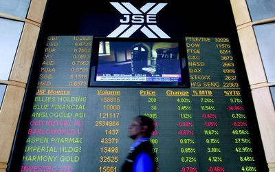 JSE stocks hit record highs