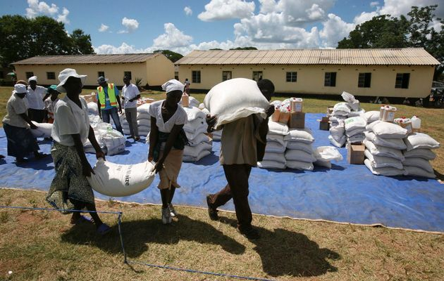 Japan commits $4, 2 million to Zimbabwe food security