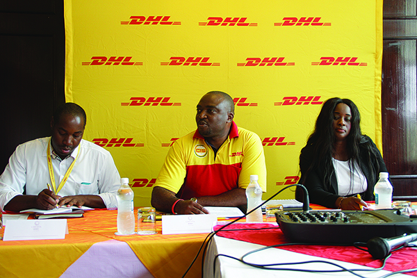 DHL workers cry foul