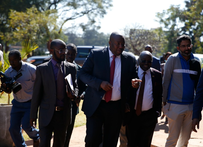 Kasukuwere's home raided by police
