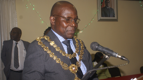 AAG urges probe of Bulawayo mayor