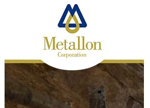 Debts push Metallon Corporation to the brink