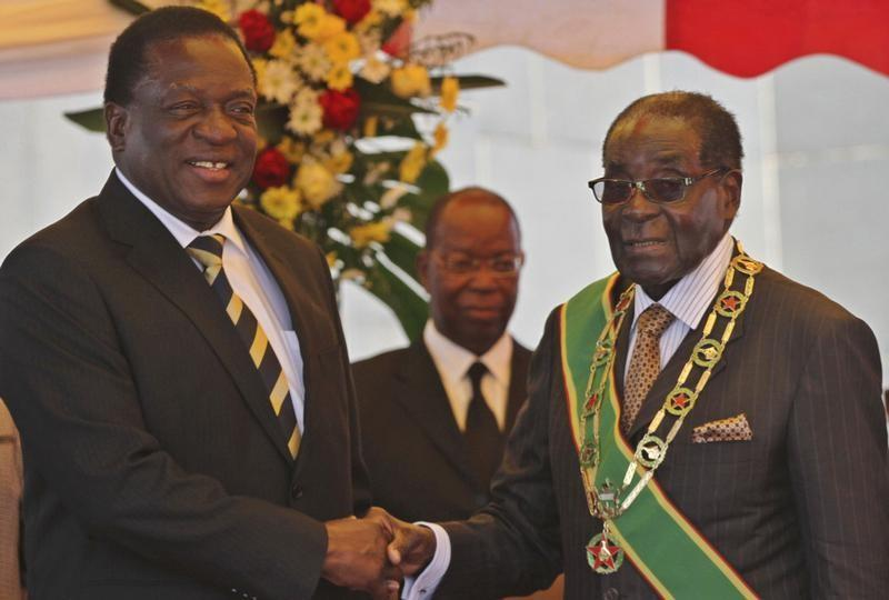 Mnangagwa still under US sanctions