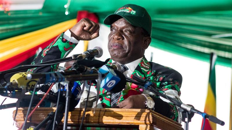 Mnangagwa attracts arrows over devolution