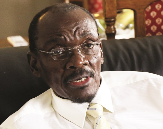 Mnangagwa's new dispensation is a 'junta govt' admits Mohadi