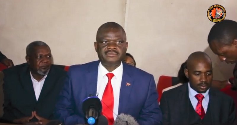 Another mayor loses MDC-T primary elections