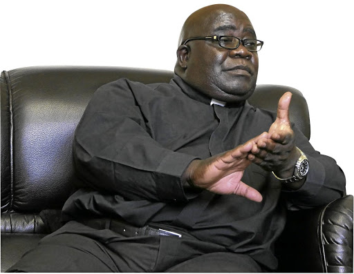 Mugabe's cleric chides self-centred politicians