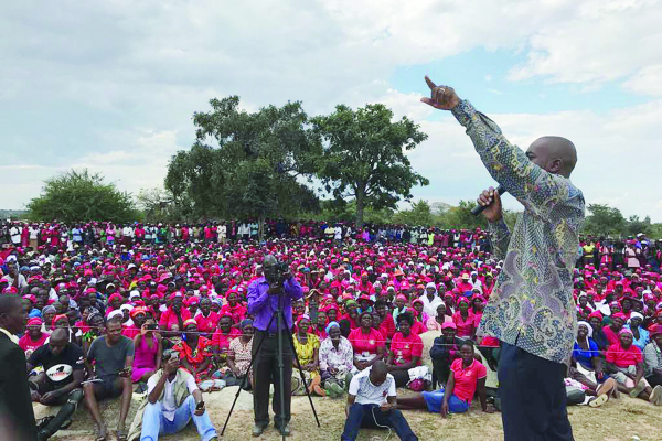 Chamisa is our Obama, says Musekiwa
