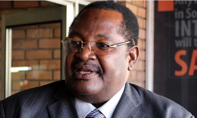 'Corruption won't be tolerated,' says Obert Mpofu