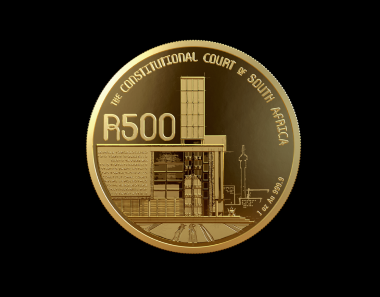 South Africa introduces R50 and R500 coins to celebrate 25 years of democracy