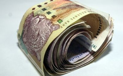 Rand weaker ahead of GDP figures