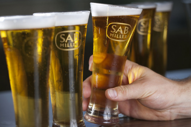 Emerging markets boost SABMiller profits