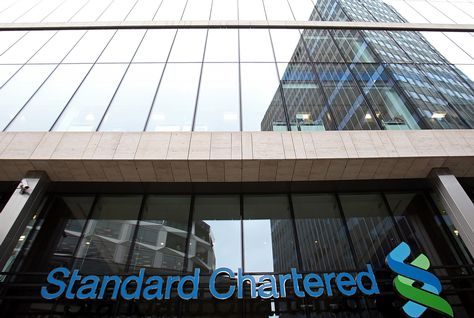 StanChart seeks more funds from UK's CDC