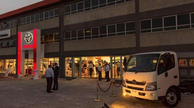 Toyota Zim launches new premises, vehicle brands