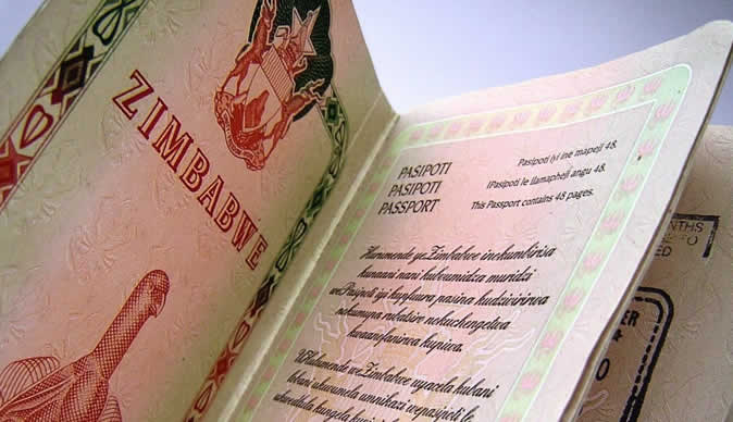 Emergency passports suspended over forex