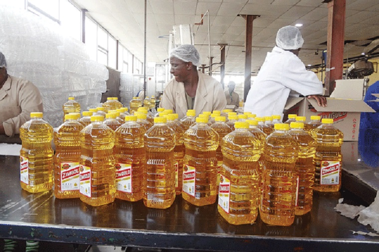 Cooking oil finds way to black market