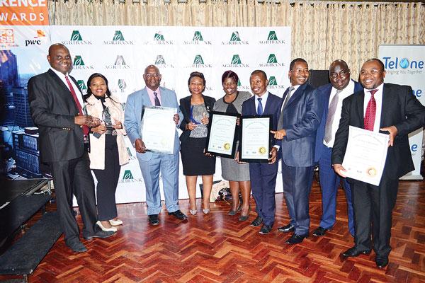 Agribank: Agribank Clinches Financial Prudence Awards