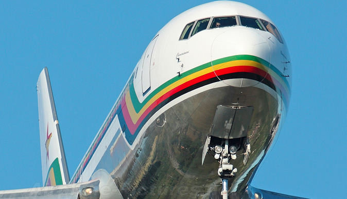 Air Zimbabwe to resume international flights in July