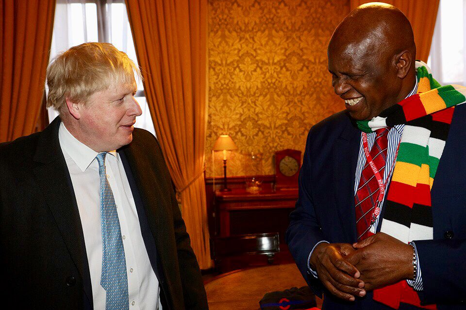 Britain expresses optimism about Zim's future