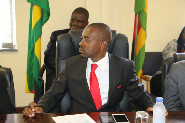 Chamisa's MDC-T rejects PDP Parly candidate