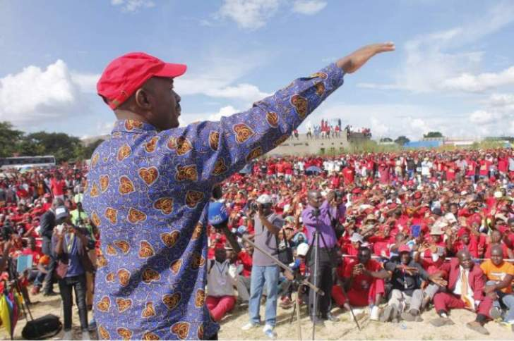 Mthwakazi leader hits back at 'childish' Chamisa