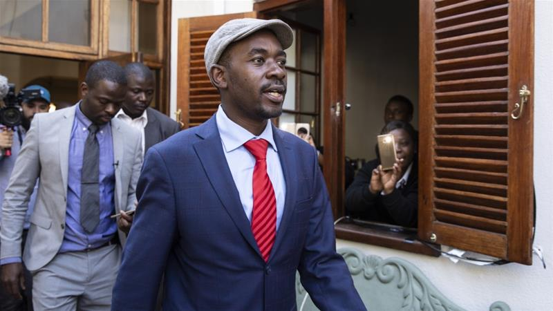 Chamisa arrest to turn Zimbabwe into war zone