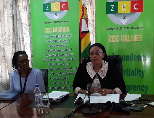 Zec scoffs at Chigumba resignation reports
