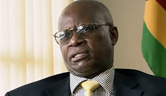 Chinamasa reviews revenue projections