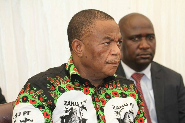 Zimbabwe set for massive change, says Chiwenga