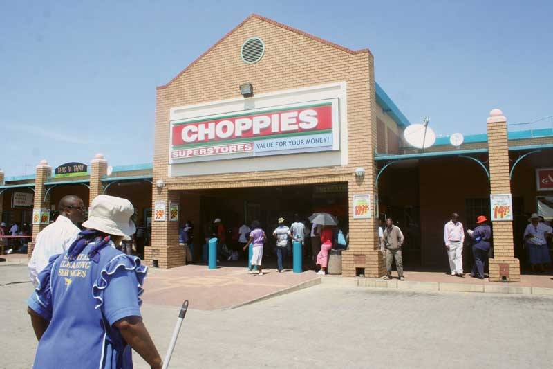 Choppies takes over Solomons Supermarket