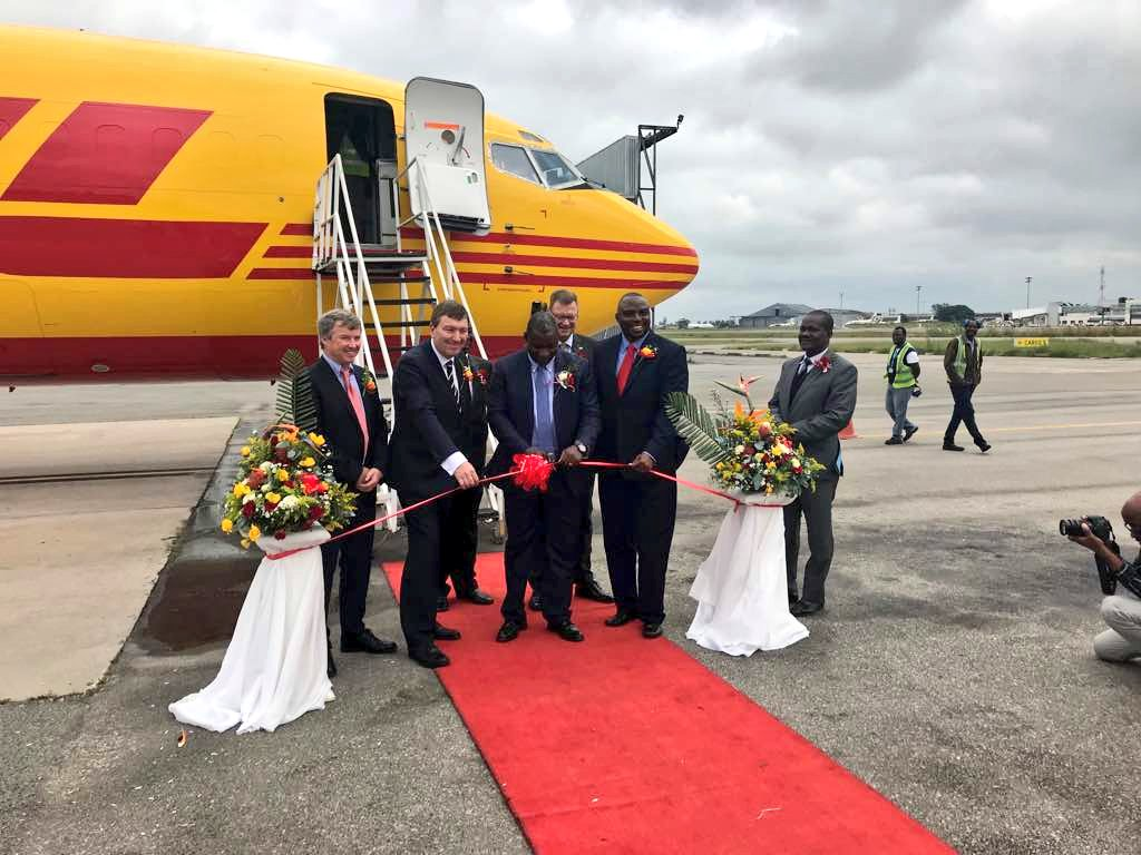 DHL Aviation upgrades Harare service