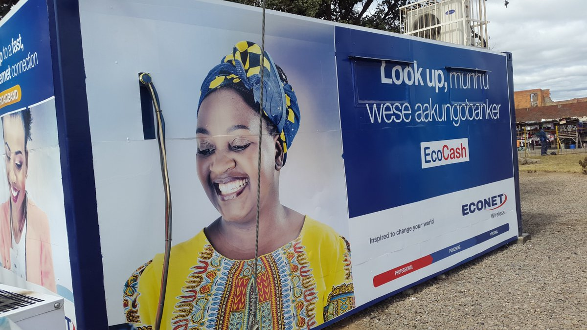Econet showcases smart, cutting-edge products