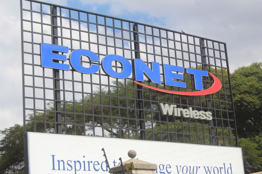 Econet subscribers complain about nuisance texts